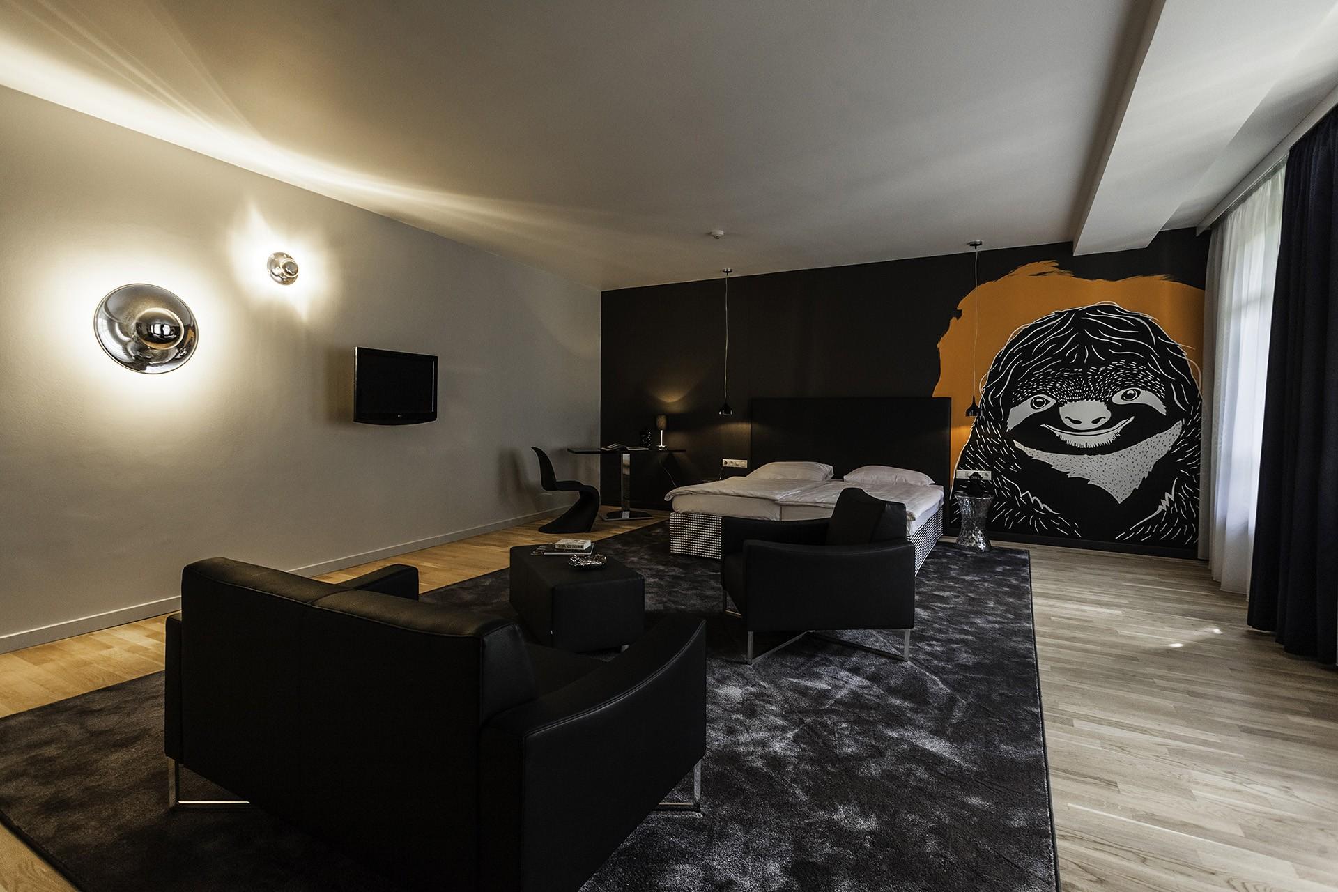 Rooms - CASATI BUDAPEST HOTEL