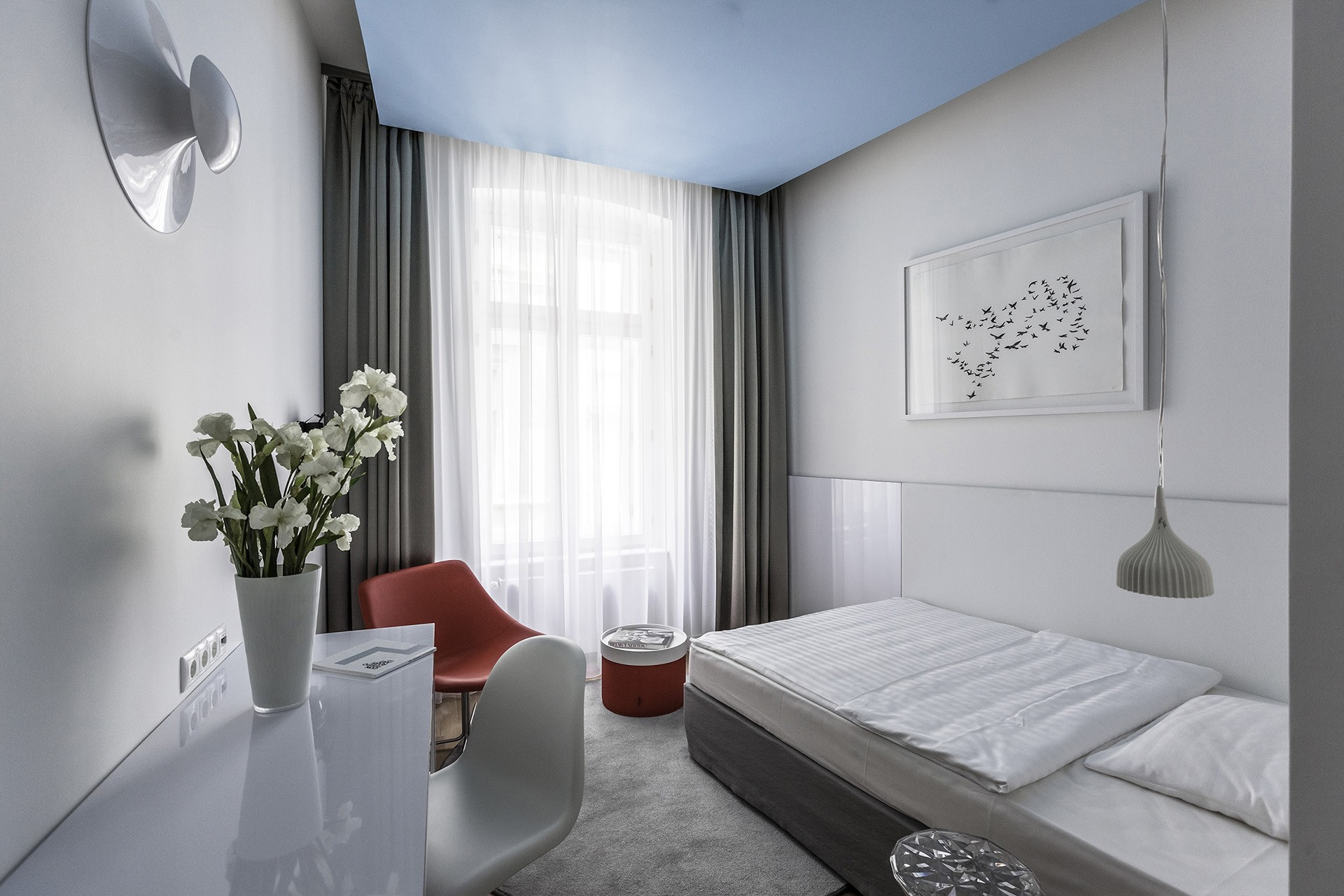 Casati budapest hotel heaven rooms official website for Design hotel budapest